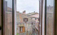 Il balcone sulla via antica - vista