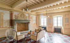 Living room - Exclusive property in via S.Margherita