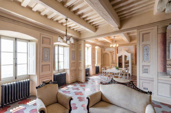 Esclusiva proprietà in via S.Margherita
