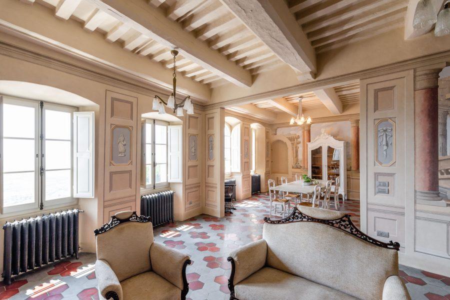 Exclusive property in via S.Margherita