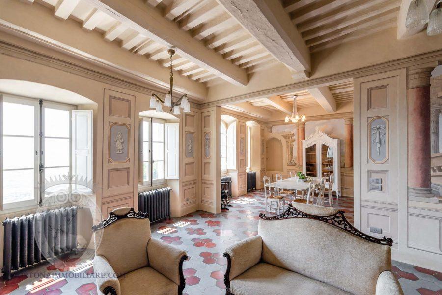 Soggiorno - Esclusiva proprietà in via S.Margherita
