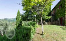 - Stone farmhouse with a panoramic view