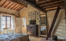 Bedroom - Farmhouse in the vineyards