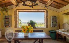 Panoramic farmhouse