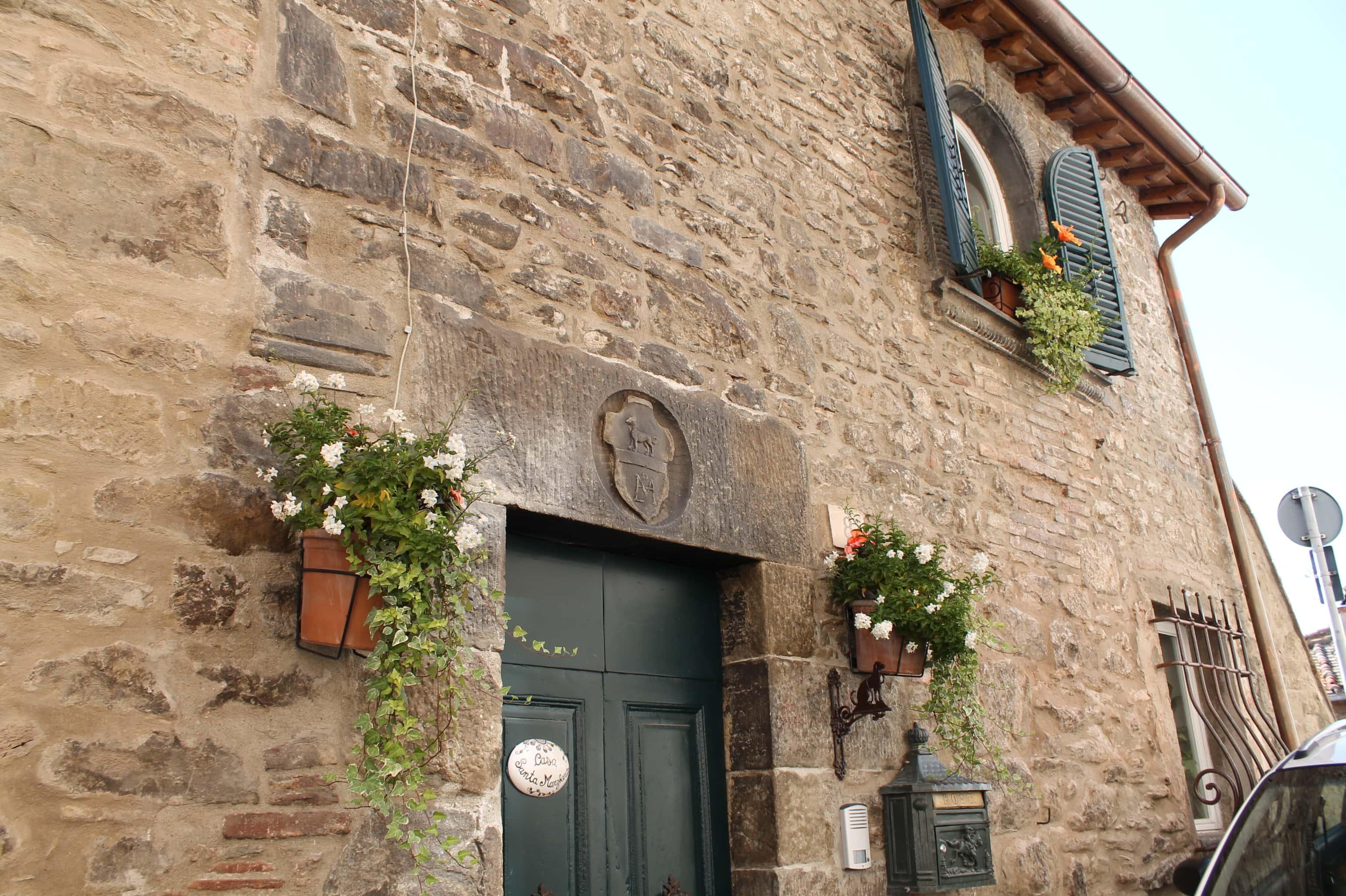 Terratetto storico a Cortona