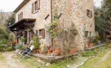 Independent farmhouse not far from Cortona