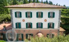 Meravigliosa villa liberty a Cortona