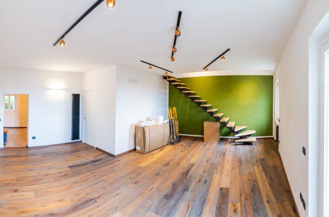 Appartamento ristrutturato con vista
