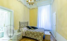 Appartamento decorato a Cortona