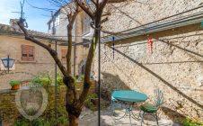 terratetto ristrutturato con giardino privato