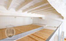 Appartamento con mansarda ristrutturato a Cortona