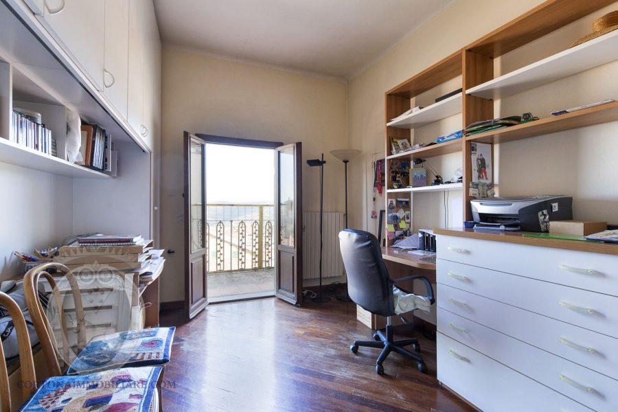 appartamento con 2 terrazze panoramiche