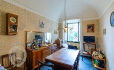 Appartamento al piano nobile con garage