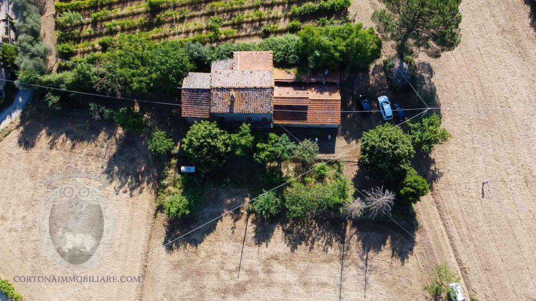 Old farmhouse to be restored
